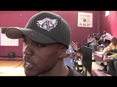 Andre Berto Interview April 2010