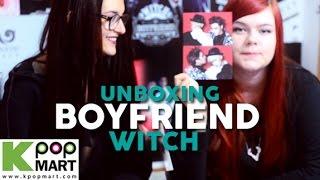 BOYFRIEND WITCH - Unboxing + NU'EST Concert in Romania Thumbnail