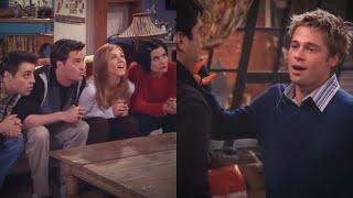 """Famosos que participaram de """"Friends"""" e você não se lembrava! l Séries l VIX Icons"""