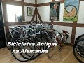 Creating a Space for My Old Bicycles in Germany