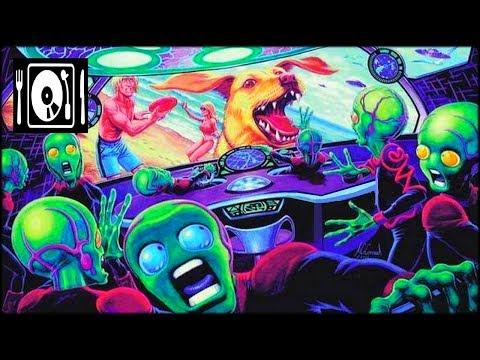 🔥💀 Hitech Psy Trance Mix 2017 👽🔊 Xenrox - Live Set @ Triplag Radio 👾🎵