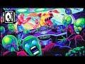 🔥💀 Hitech Psy Trance Mix 2017 👽🔊 Xenrox Live Set Triplag Radio 👾🎵