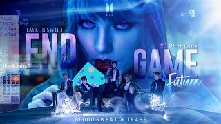 Blood Sweat Tears Game Taylor Swift, BTS, Future Ed Sheeran Mashup MV.mp3