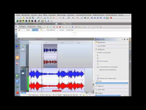Hands On Wavelab 7 - Ducking [HD]