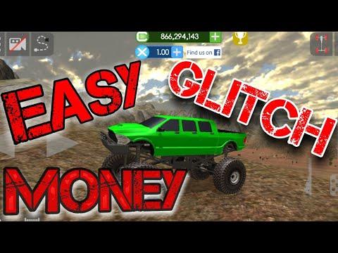 Gigabit off-road money glitch