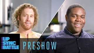 Preshow: T.J. Miller vs. Sam Richardson   Lip Sync Battle