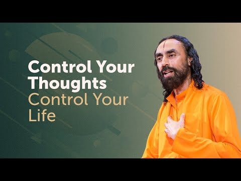 ALWAYS Remember this Stop Negative Thoughts from Controlling your Life | Swami Mukundananda
