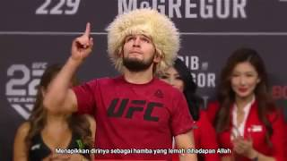 Video Khabib Nurmagomedov vs Conor McGragor [Bertekuk Lutut Karena satu kata ini] download MP3, 3GP, MP4, WEBM, AVI, FLV November 2018