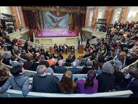 Для чего нужно искусство? Дискуссия в Эрмитажном театре, посвященная 25-летию The Art Newspaper