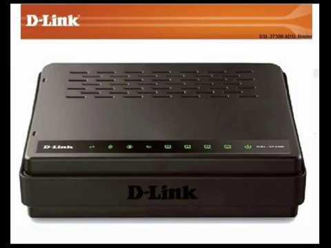 D-Link DSL-2730R Router Drivers Download