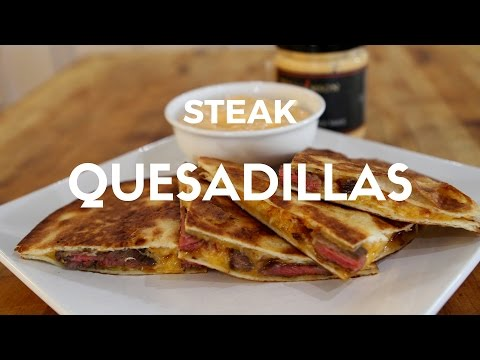 Steak Quesadilla Recipe