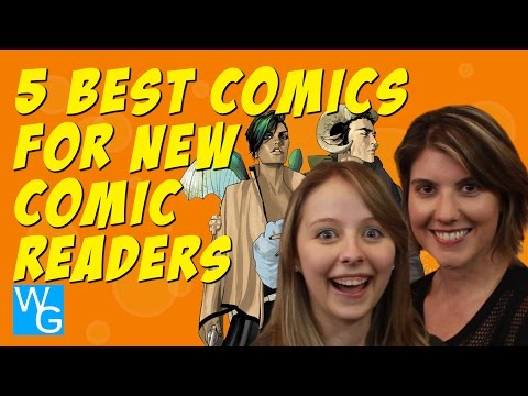 5 Best Comic Books for New Comic Readers