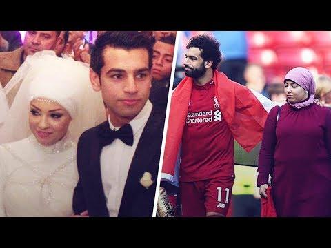 Единственная ЖЕНЩИНА САЛАХА. Счастливые браки футболистов. Футбольный топ. @120 ЯРДОВ