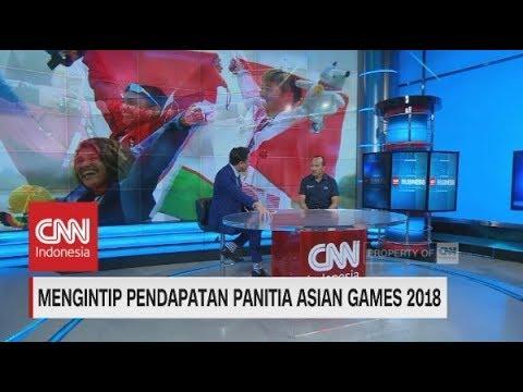 Berapa Pendapatan Asian Games 2018 Jakarta - Palembang? Sekjen Inasgoc, Eris Herryanto