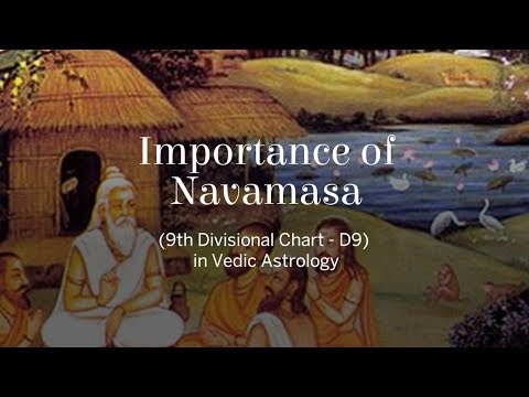 Importance of Navamansa (9th Divisional Chart D9) in Vedic