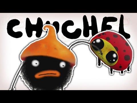 IT ATE MY ARM!! (Chuchel #2)