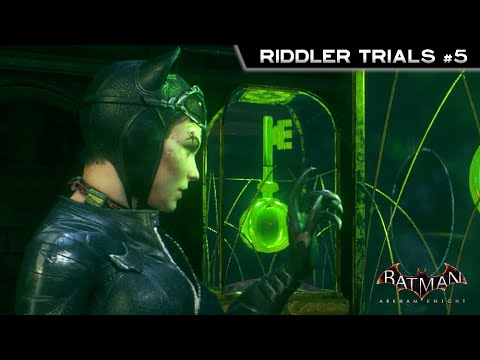arkham knight riddler casino