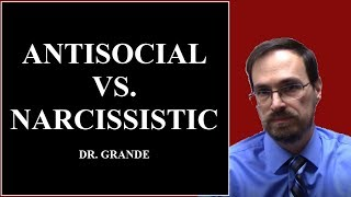 What is the difference between Antisocial Personality Disorder & Narcissistic Personality Disorder? YouTube Videos
