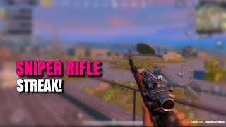 Sniper Rifle Action! | PUBG Mobile
