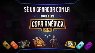 🏆¡GANA! CON LA COPA AMÉRICA🏆 | GARENA FREE FIRE