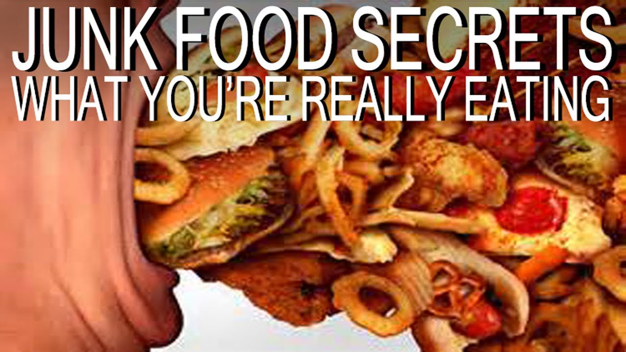 Junk Food Secrets - What You're Really Eating