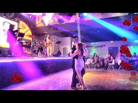 Téléphone Moi (Karaoke) - Marie Louise LIVE (CBC Band, Jul 1-2016)