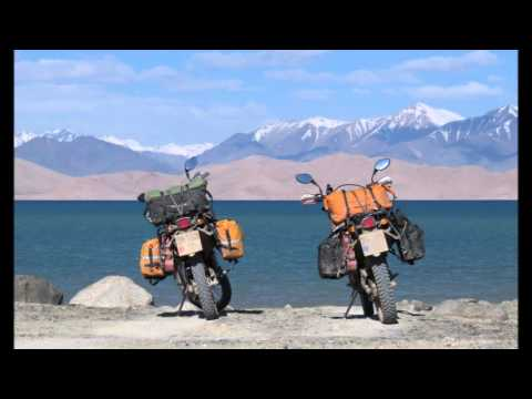 To Mongolia and back on two CRF250L