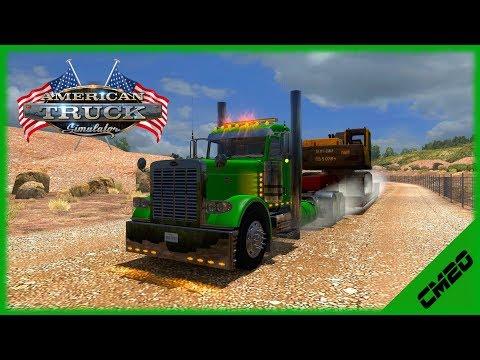 American Truck Simulator - Sound Check - Cat 3406E