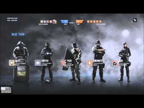 No Contest | Own Those Infidels | Then we paly the waiting game Rainbow Six Siege GamePlay 0009