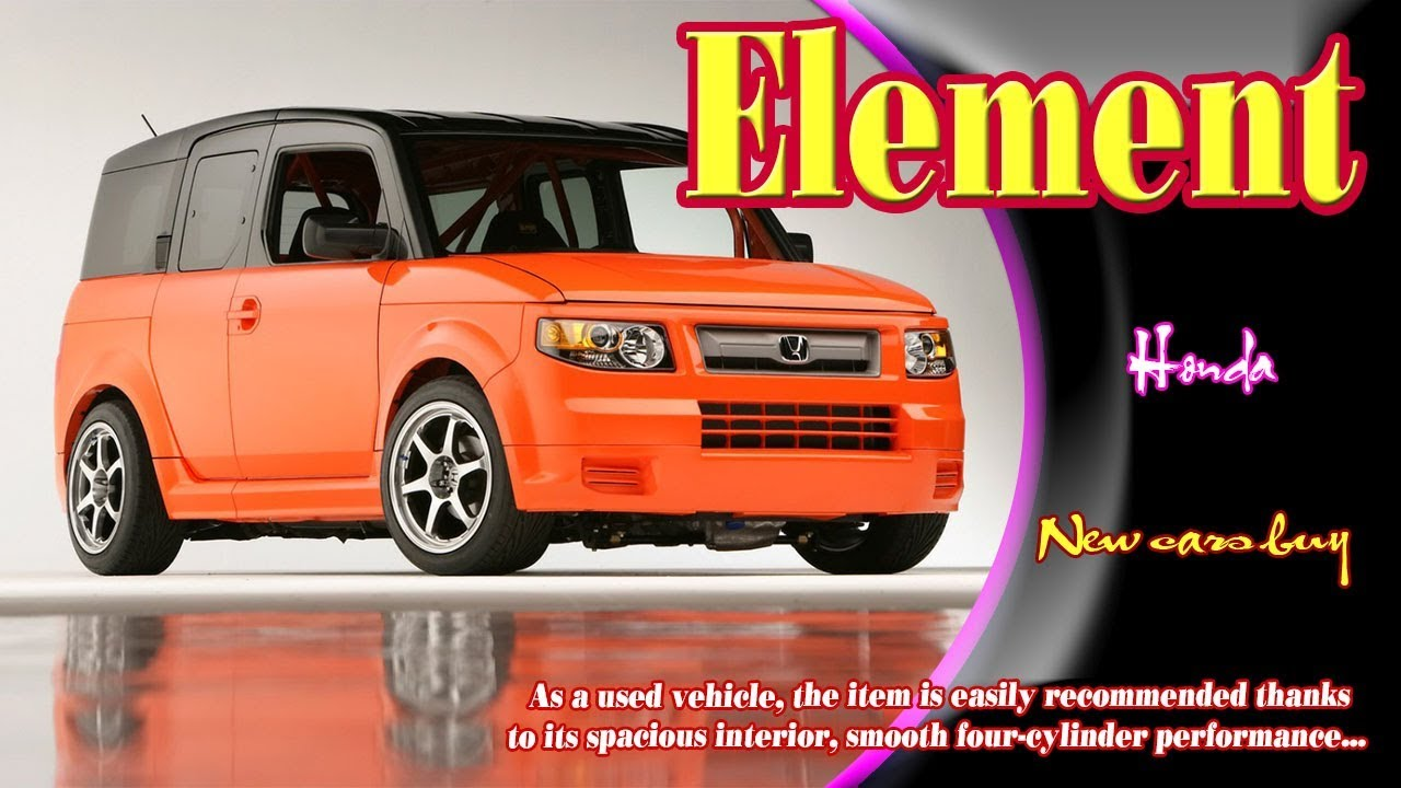 2020 Honda Element – Possible Comeback, Rumors >> 2020 Honda Element 2020 Honda Element Sc 2020 Honda Element Canada New Cars Buy
