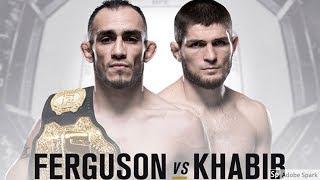 UFC 223 Tony Ferguson vs Khabib Nurmagomedov Preview by MMA fighter Hollywood Joe Tussing