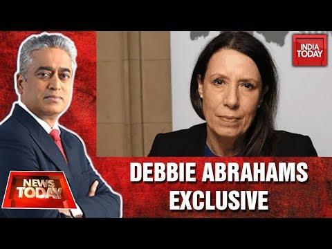 British MP Debbie Abrahams Speaks To India Today On Her Deportation