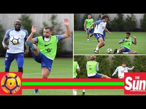 Chelsea star eden hazard hails cesc fabregas as 'the master' for his skills and intelligence