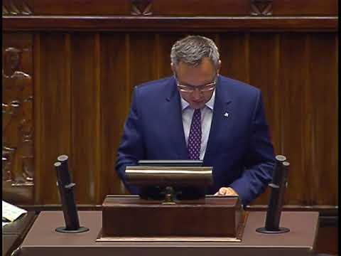 Mirosław Suchoń – wystąpienie z 27 września 2017 r.