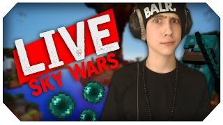 Minecraft Skywars Duo LIVE!