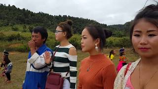 2017-18 Hmong Lao New Year.  preview only.