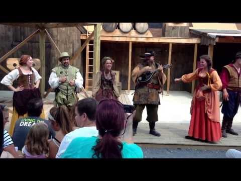 Roll Your Leg Over (Rogues & Sirens PA Ren Faire 9/1/2013)