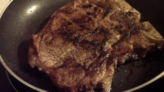 How to cook a well done steak induction cooktop