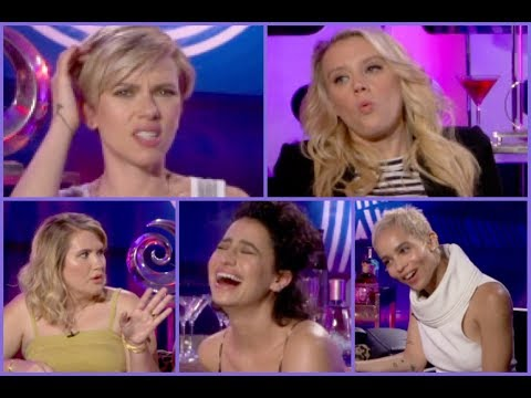 Scarlett Johansson On Her First Kiss With 12 And Other Funny Firsts With The Cast Of Rough Night