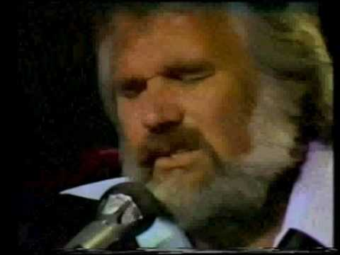 Kenny Rogers - Sweet Music Man LIVE