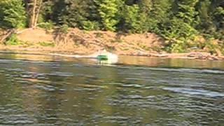 Слободзея, отдых на реке
