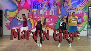 Club Krazy - Marvin Gaye - Zumba®