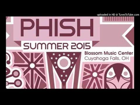 """Phish -""""My Sweet One/Wilson/Timber"""" (Blossom, 8/7/15)"""
