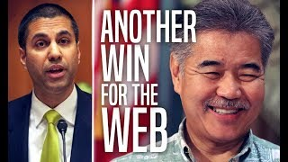 Hawaii Taking BOLD Action to Protect Net Neutrality