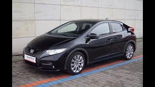 Honda Civic 1.8 142KM Lifestyle 2013 czarny