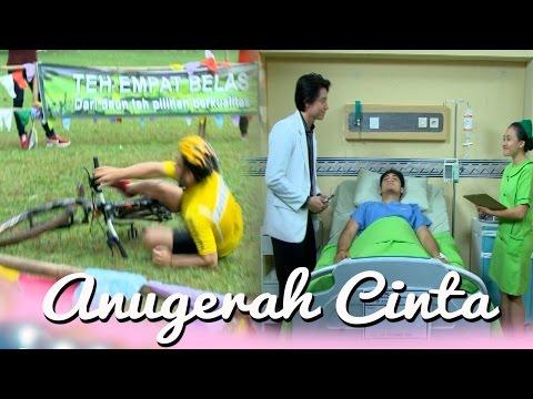 Arka Jatuh Dari lomba Sepeda [Anugerah Cinta] [22 Oktober 2016]
