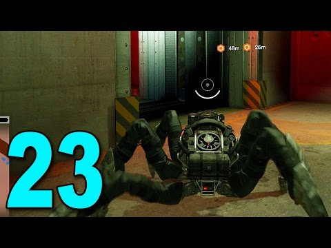Watch Dogs 2 - Part 23 - CRAZY SPIDER DRONE!