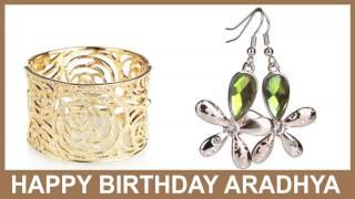 Aradhya   Jewelry & Joyas - Happy Birthday