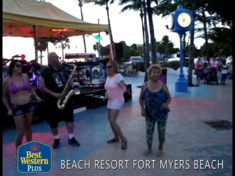 Best Western Plus Beach Resort Fort Myers Times Square Show