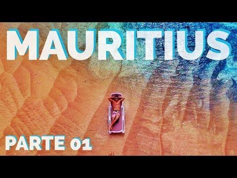 TRAVEL VLOG 09 (Parte 01) I Ilhas Mauritius - Um tour gastronômico pela ilha!